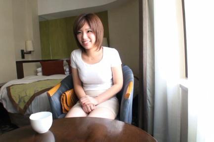 Japanese av model. Japanese AV Model shows large bottomets in bra and nasty bottom in panty